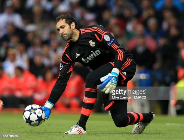 Diego Lopez, Real Madrid goalkeeper