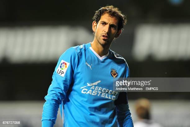 Diego Lopez Villarreal goalkeeper
