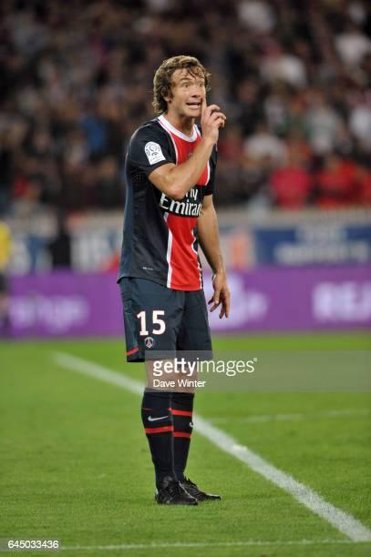 Diego LUGANO PSG / Brest 5eme journee de Ligue 1 Photo Dave Winter / Icon Sport