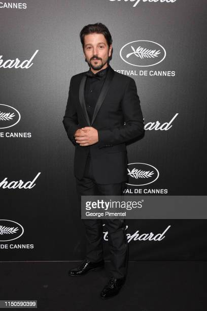 Diego Luna attends the The Chopard Trophy event during the 72nd annual Cannes Film Festival on May 20 2019 in Cannes France
