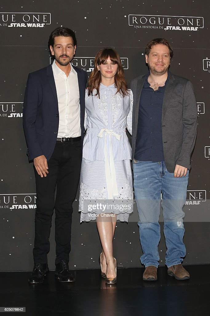 """""""Rogue One: A Star Wars Story"""" - Photocall And Press Conference"""