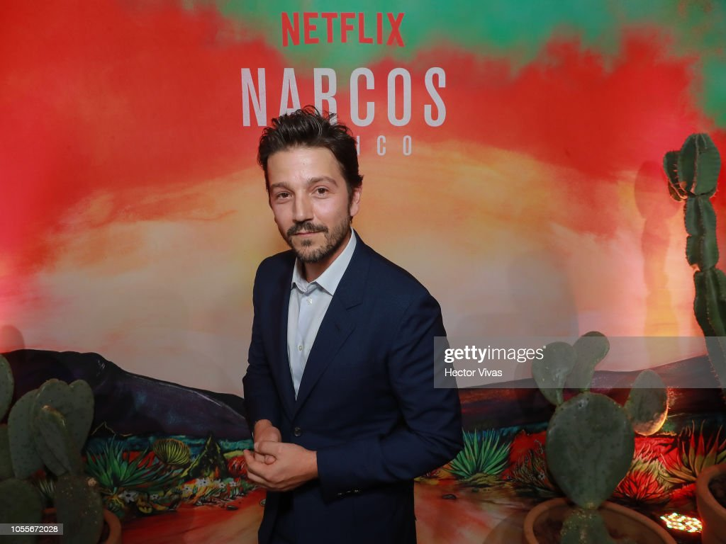 Netflix Narcos Cocktail Party : News Photo