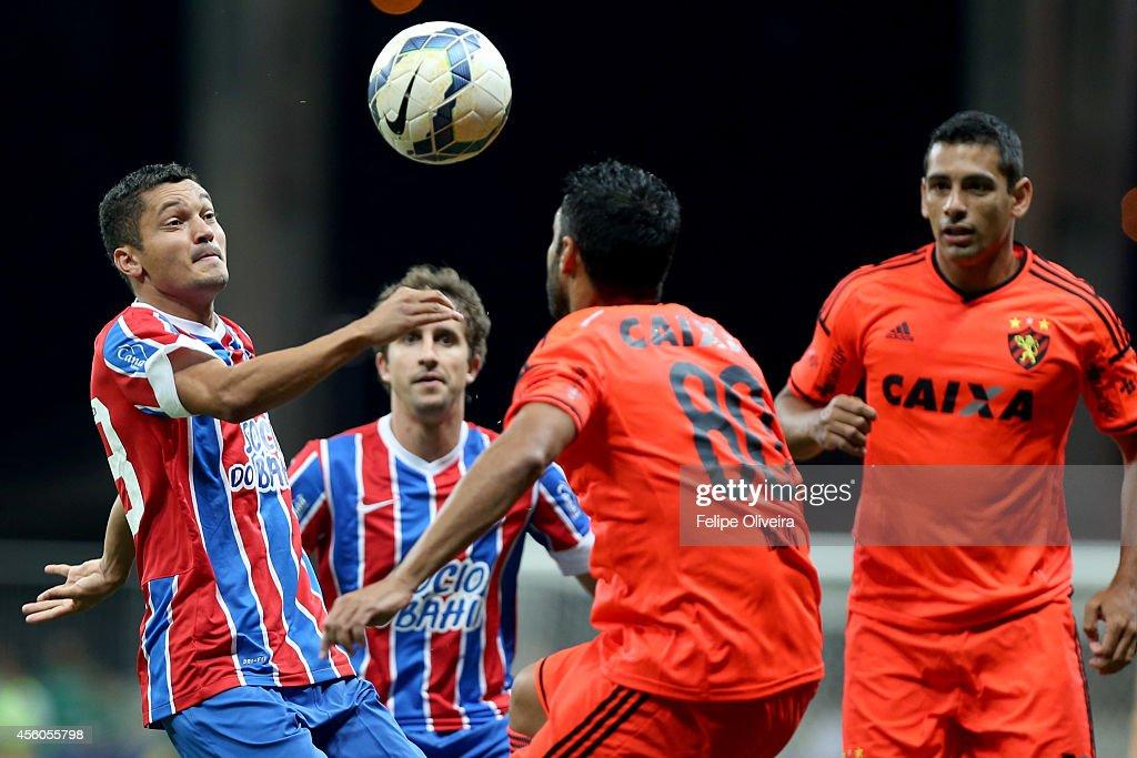 Bahia v Sport Recife - Brasileirao Series A 2014