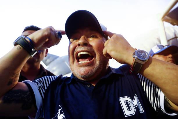 ARG: Happy 60th, Diego!