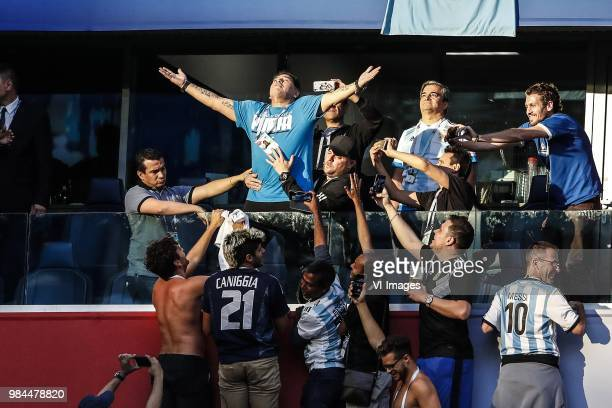 Diego Maradona Stock Pictures Royalty Free Photos Images Getty Images