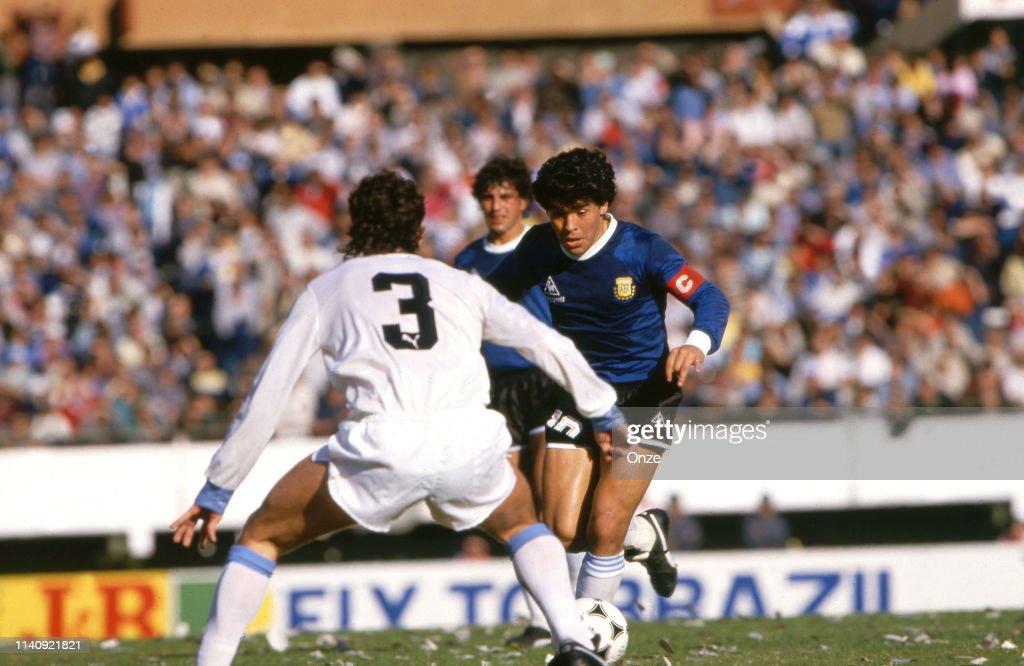Image result for uruguay argentina 1987