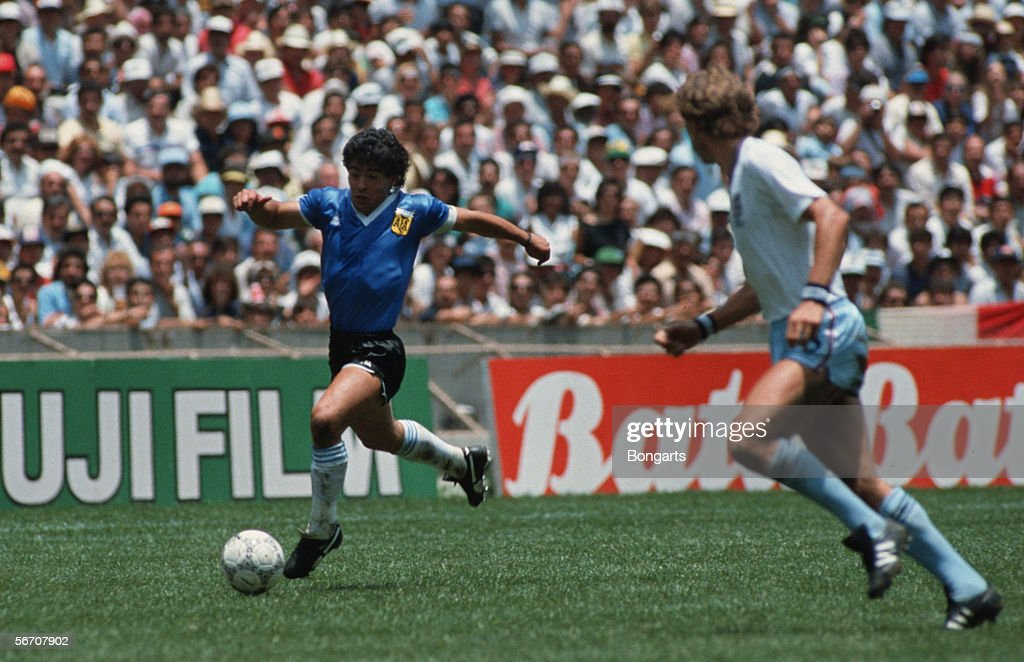 MEX: World Cup 1986 - Argentina v England : News Photo