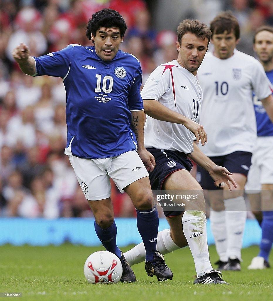 Soccer Aid - UNICEF & ITV1 Football Match