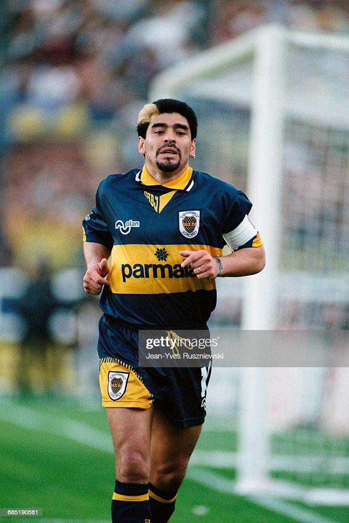 Soccer - Diego Maradona : Fotografía de noticias