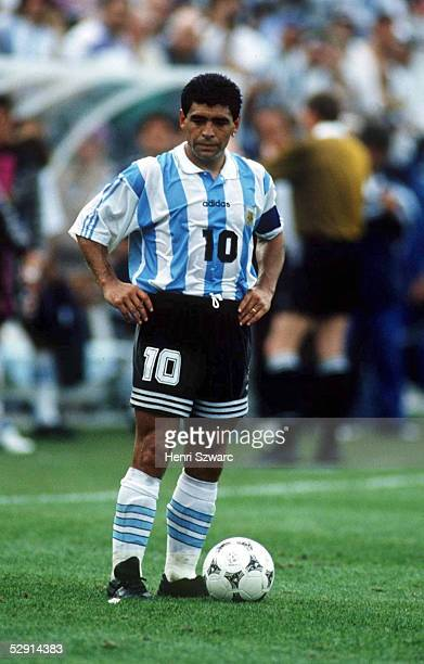 BOSTON Diego MARADONA/ARG