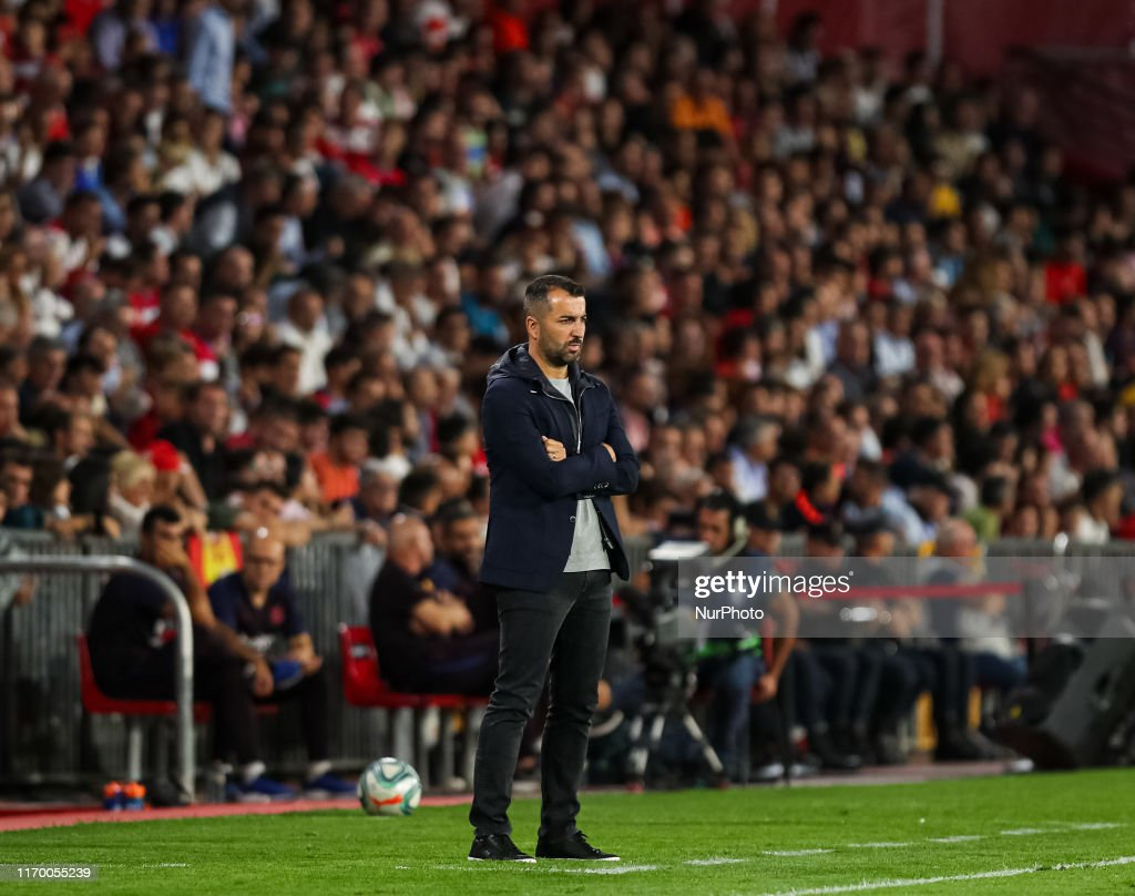 Diego Martinez Head Coach Of Granada Cf During The La Liga Match News Photo Getty Images