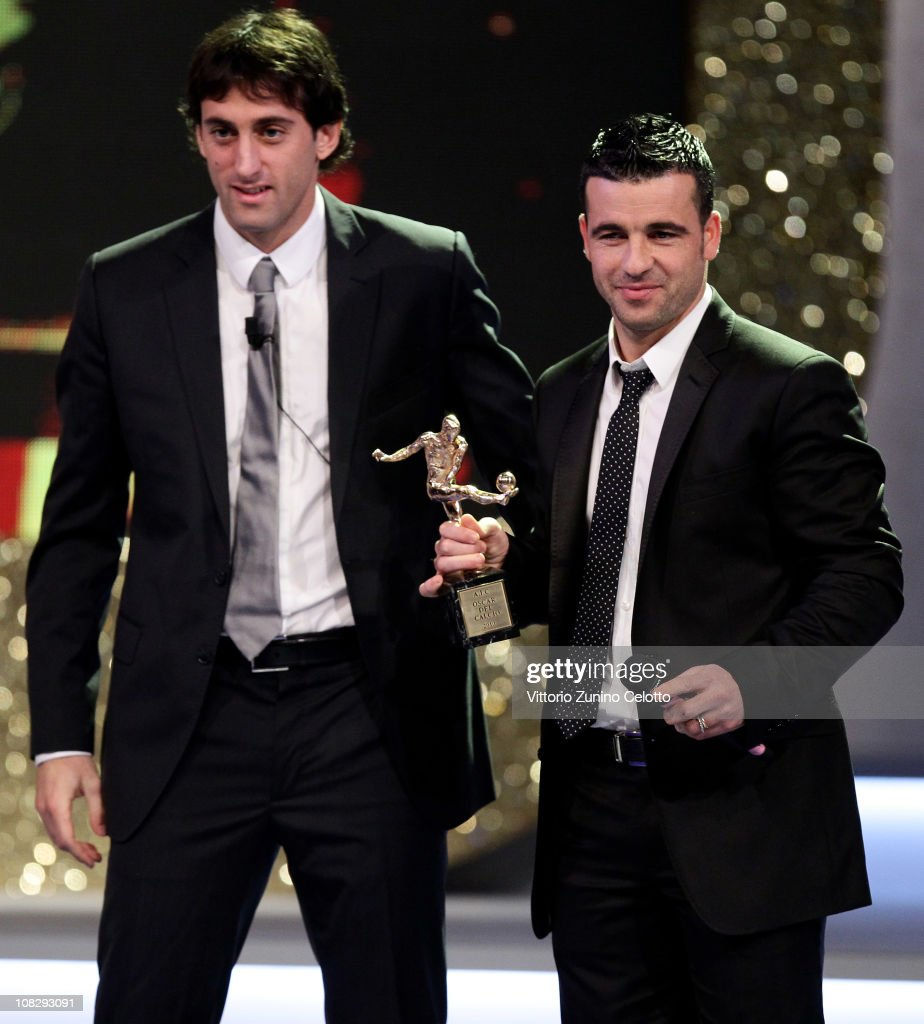 """Oscar Del Calcio AIC 2010"" Italian Football Awards"