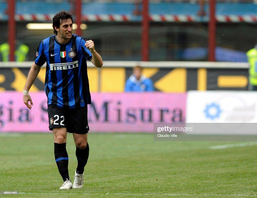FC Internazionale Milano v AC Chievo Verona - Serie A : ニュース写真