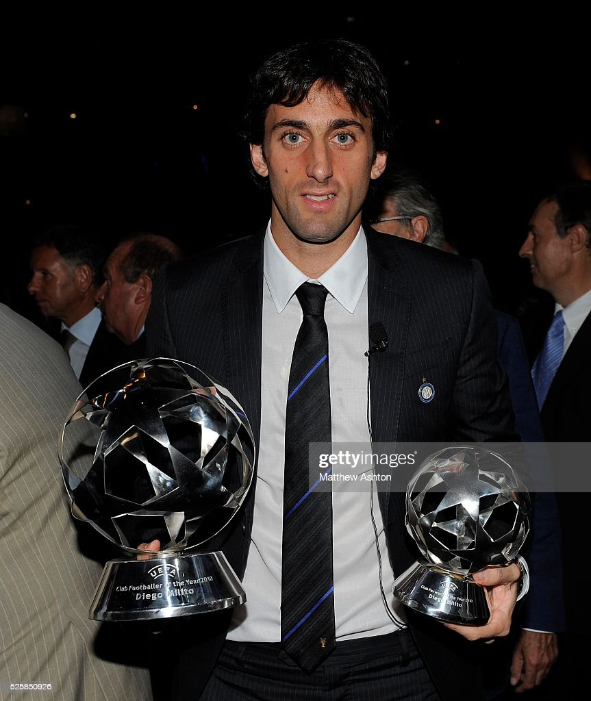 Soccer - UEFA Champions League Draw - Season 2010-2011 : News Photo