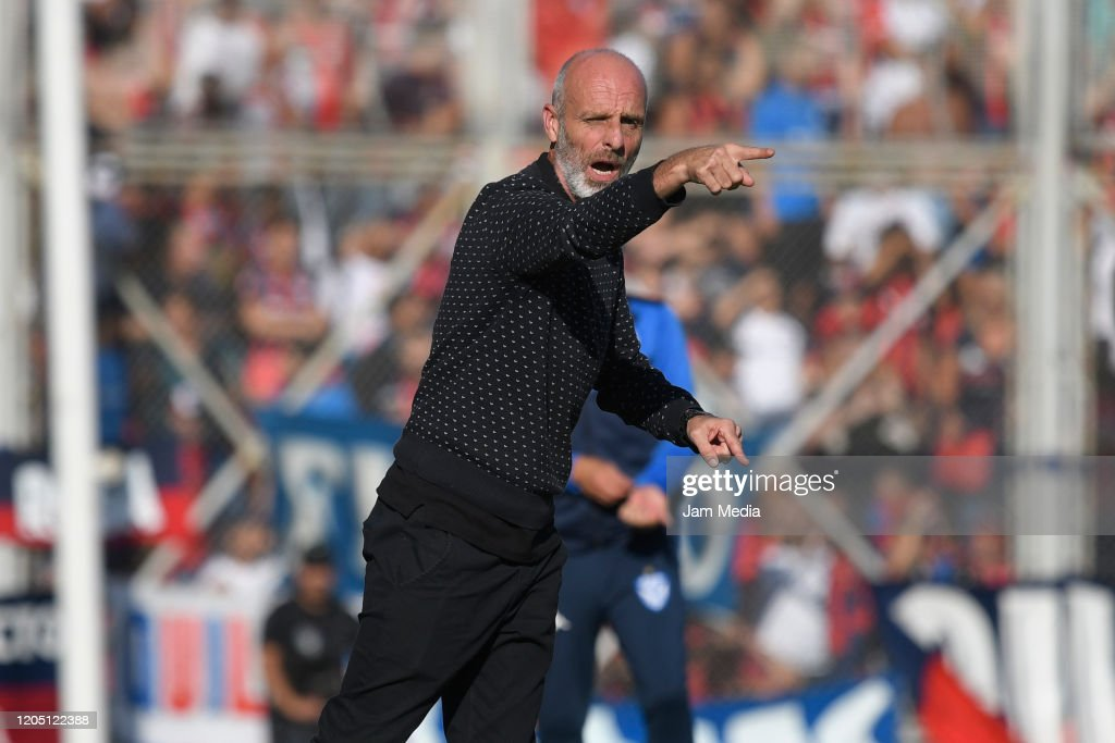 San Lorenzo v Velez - Superliga 2019/20 : News Photo