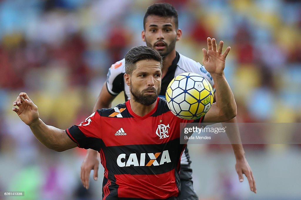 Flamengo v Santos - Brasileirao Series A 2016