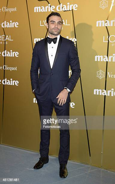 Diego Osorio attends 'Marie Claire Prix de la Moda' 2013 at the French Ambassador residence on November 21 2013 in Madrid Spain