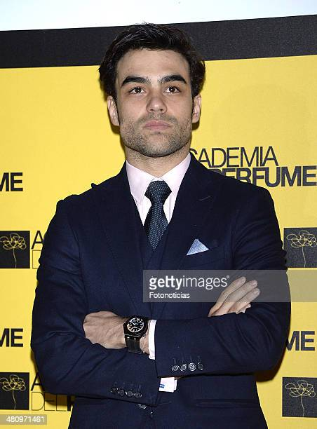 Diego Osorio attends the 2014 Perfume Academy awards at Casa de America on March 27 2014 in Madrid Spain
