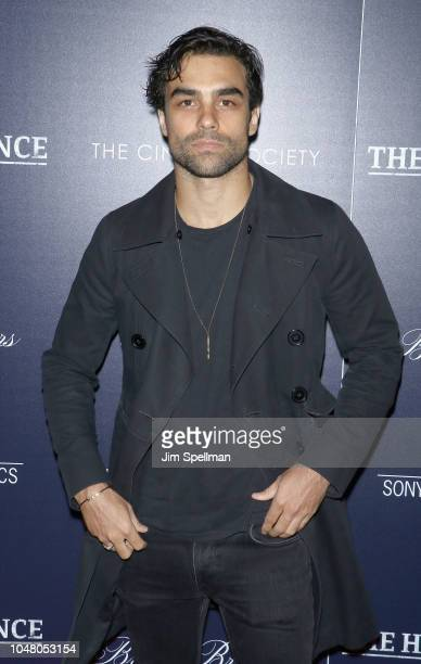 Diego Osorio attends the special screening of Sony Pictures Classics' The Happy Prince hosted by The Cinema Society and Brooks Brothers at iPic...