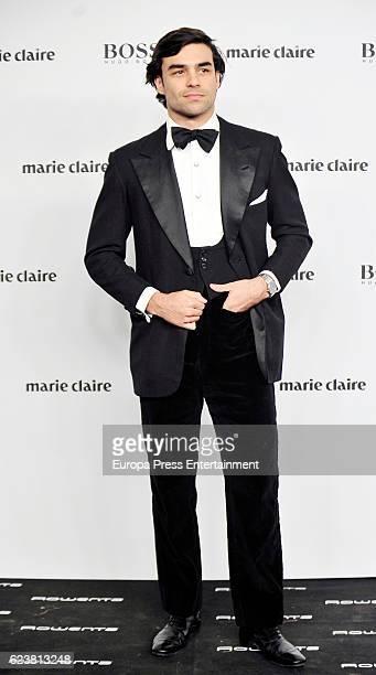 Diego Osorio attends the XIV Marie Claire Prix de la Moda Awards at Florida Retiro on November 16 2016 in Madrid Spain