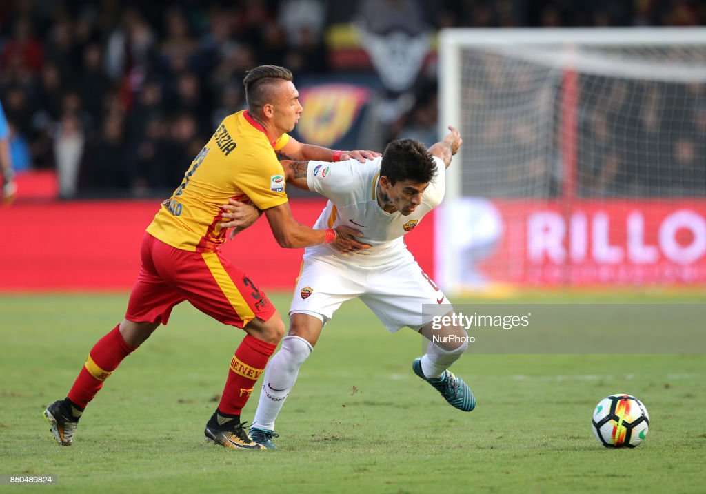 Benevento Calcio v AS Roma - Serie A : News Photo