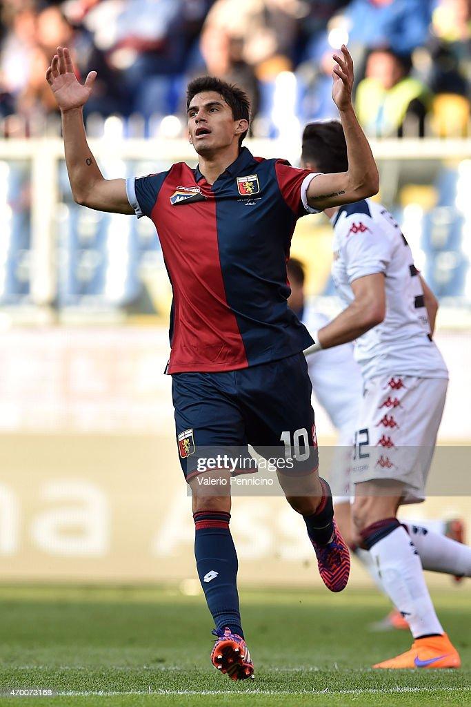 Genoa CFC v Cagliari Calcio - Serie A