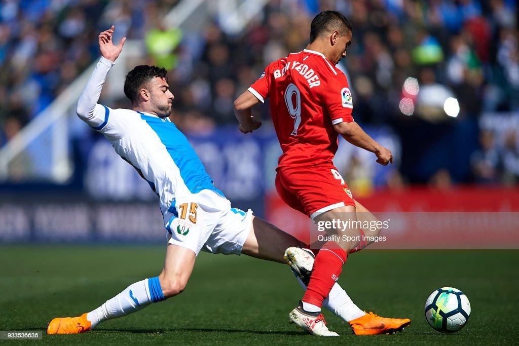 Leganes v Sevilla - La Liga
