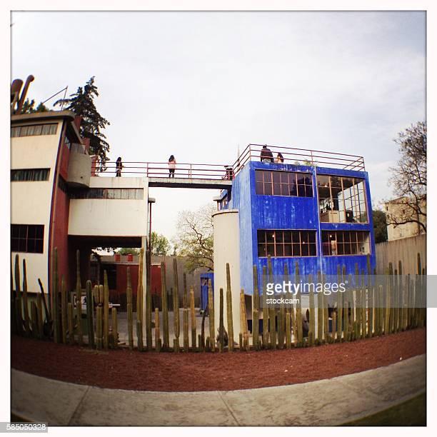 フリーダ・カーロとディエゴ・リベラのスタジオ、メキシコシティー