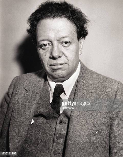 Diego Rivera celebrated artist and dissident Communist who charged December 8th that German Nazis and Stalin Communists were converging Mexico into a...