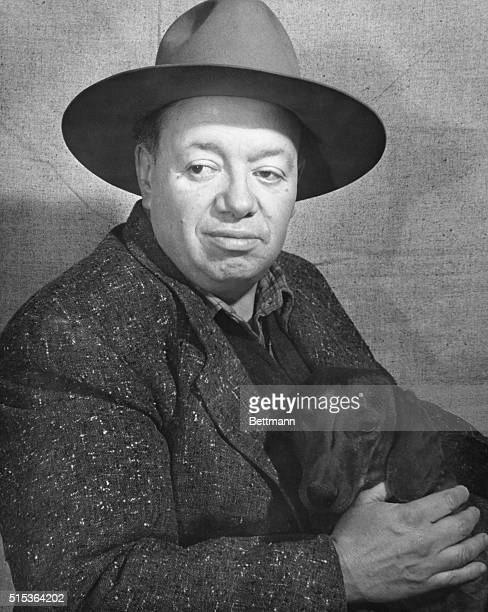 Diego Rivera Mexican painter famed and controversial muralist