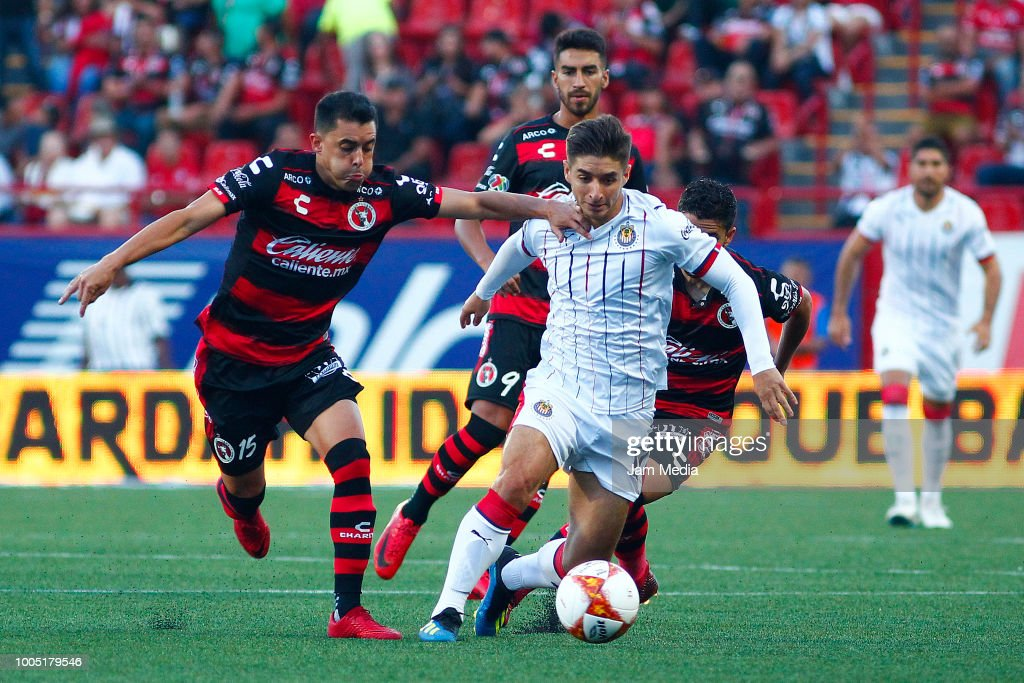 Tijuana v Chivas - Torneo Apertura 2018 Liga MX