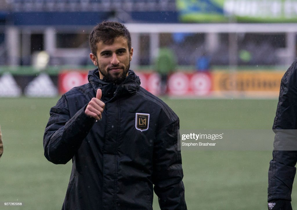 Los Angeles FC v Seattle Sounders : News Photo