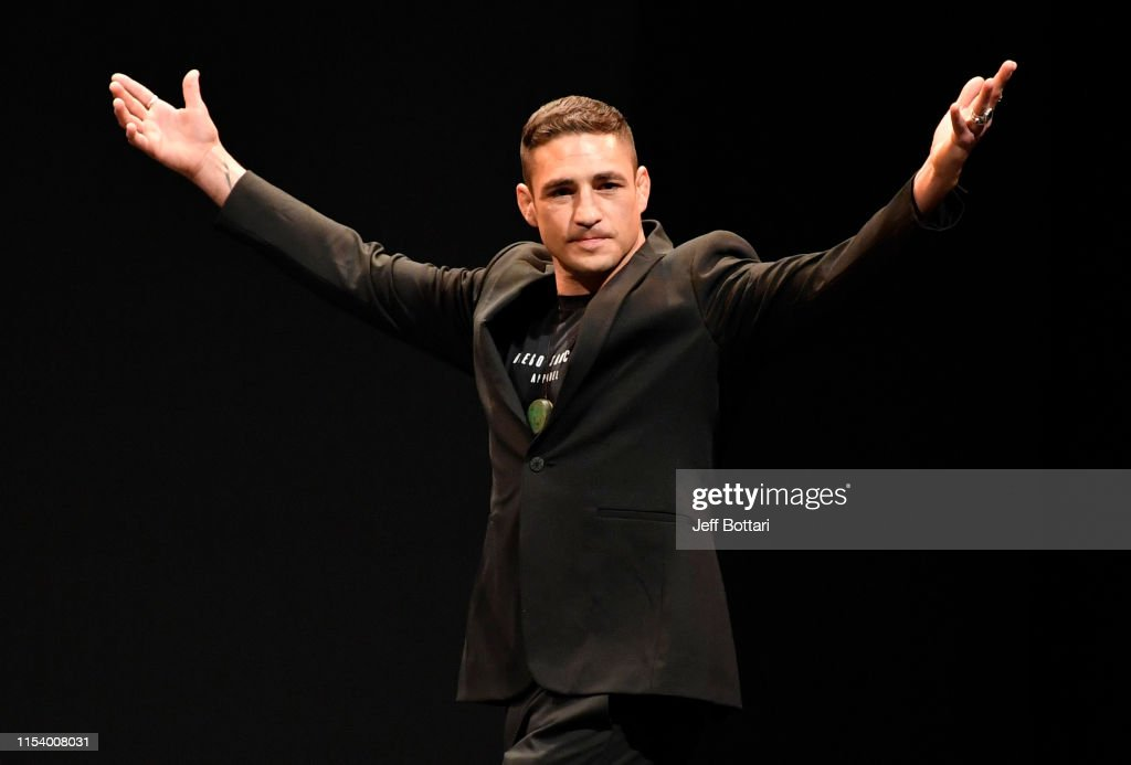 UFC Hall of Fame: Official Class of 2019 Induction Ceremony : News Photo