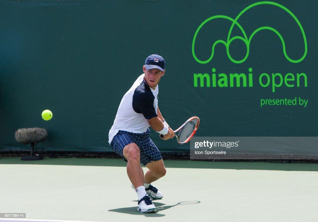 TENNIS: MAR 25 Miami Open : News Photo