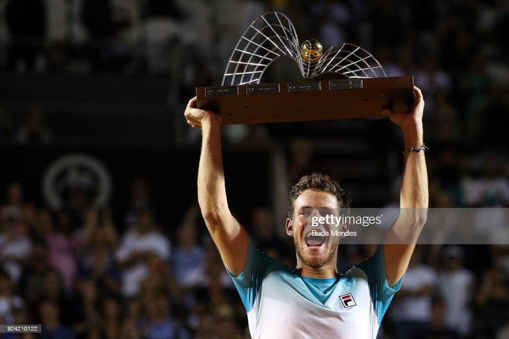 Rio Open 2018 - Day 7 : ニュース写真