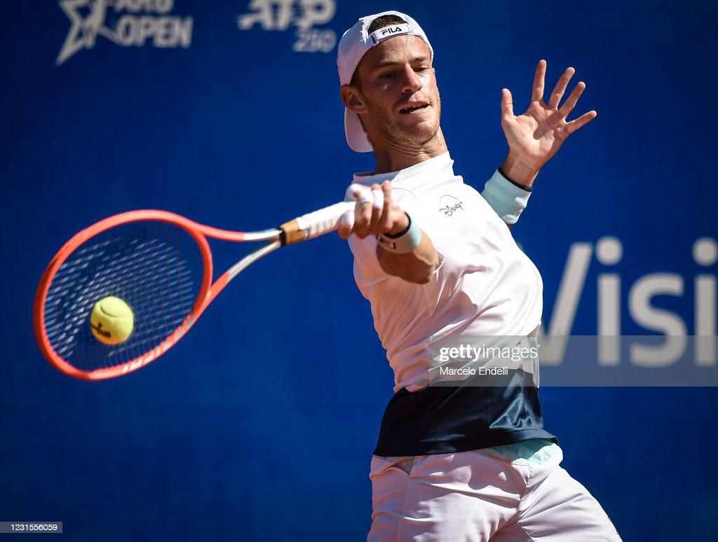ATP 250 Argentina Open 2021 -  Semifinals : ニュース写真
