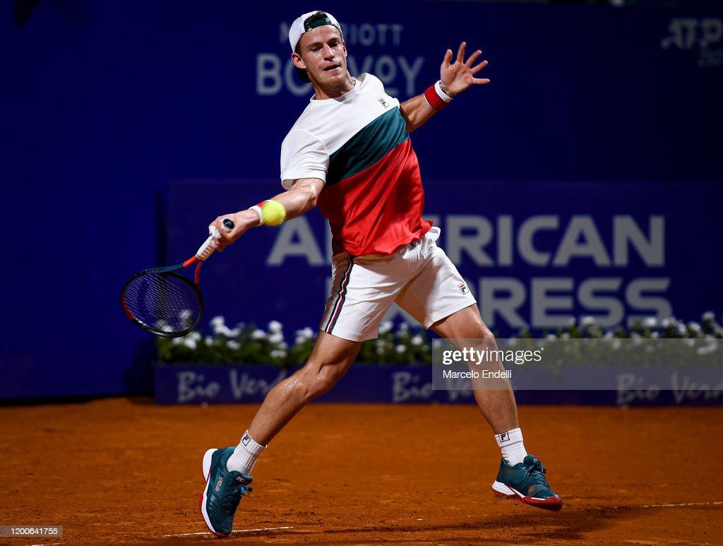 ATP Buenos Aires Argentina Open - Day 4 : Fotografía de noticias