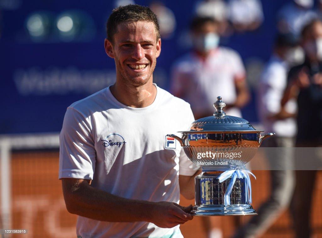 ATP 250 Argentina Open 2021 - Final : ニュース写真