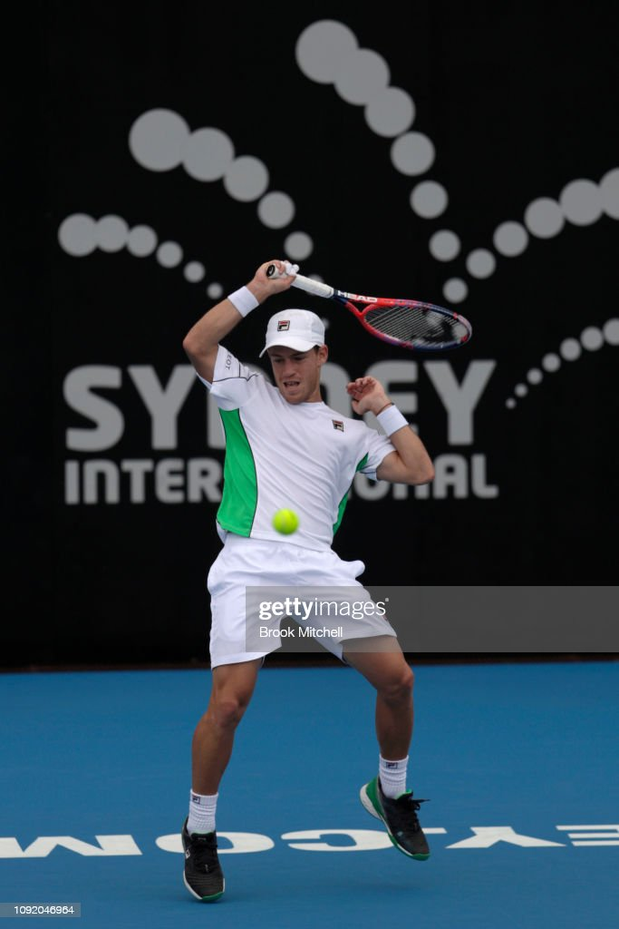 2019 Sydney International - Day 5 : News Photo