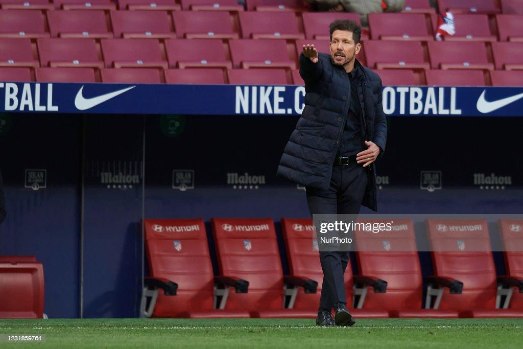 Atletico de Madrid v Deportivo Alaves - La Liga Santander : News Photo