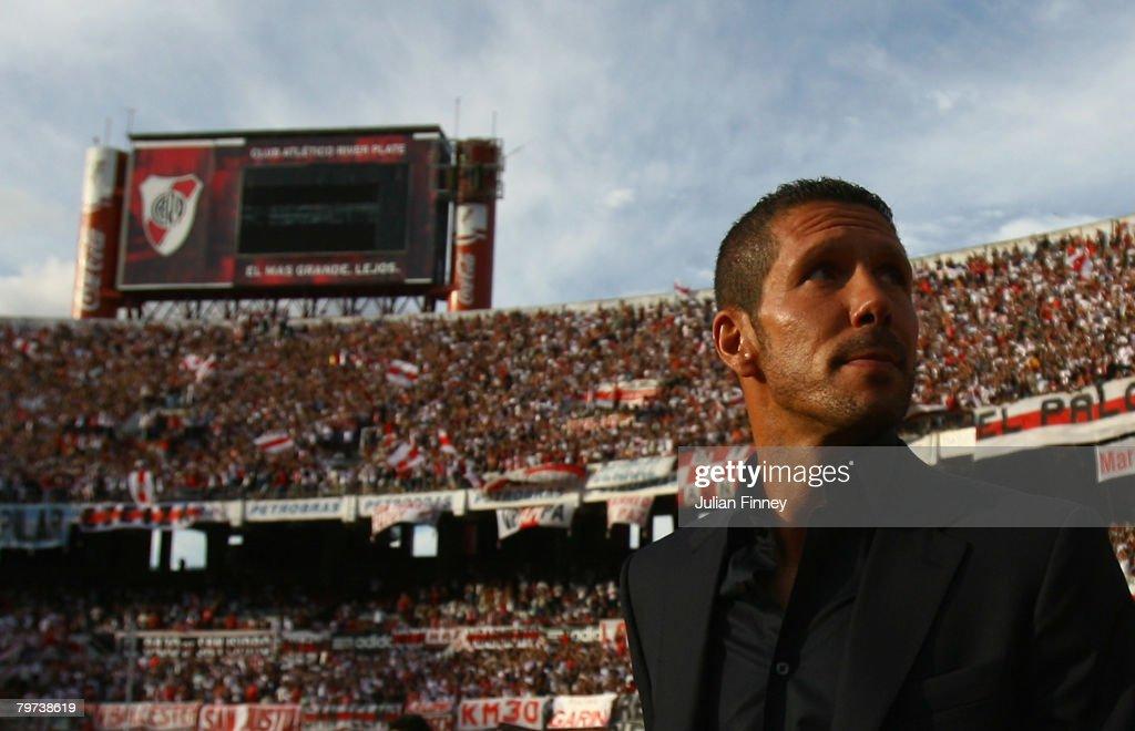 River Plate v Gimnasia de Jujuy : News Photo