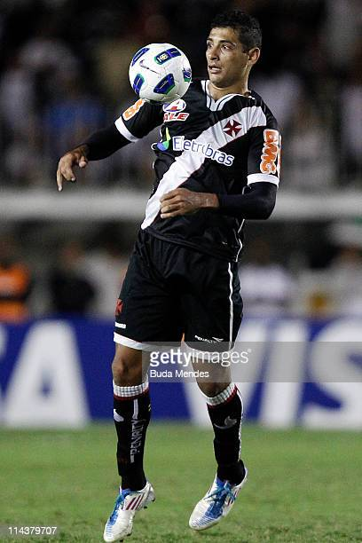Diego Souza of Vasco in action during a match as part of Brazil Cup 2011 at Sao Januario stadium on May 18 2011 in Rio de Janeiro Brazil