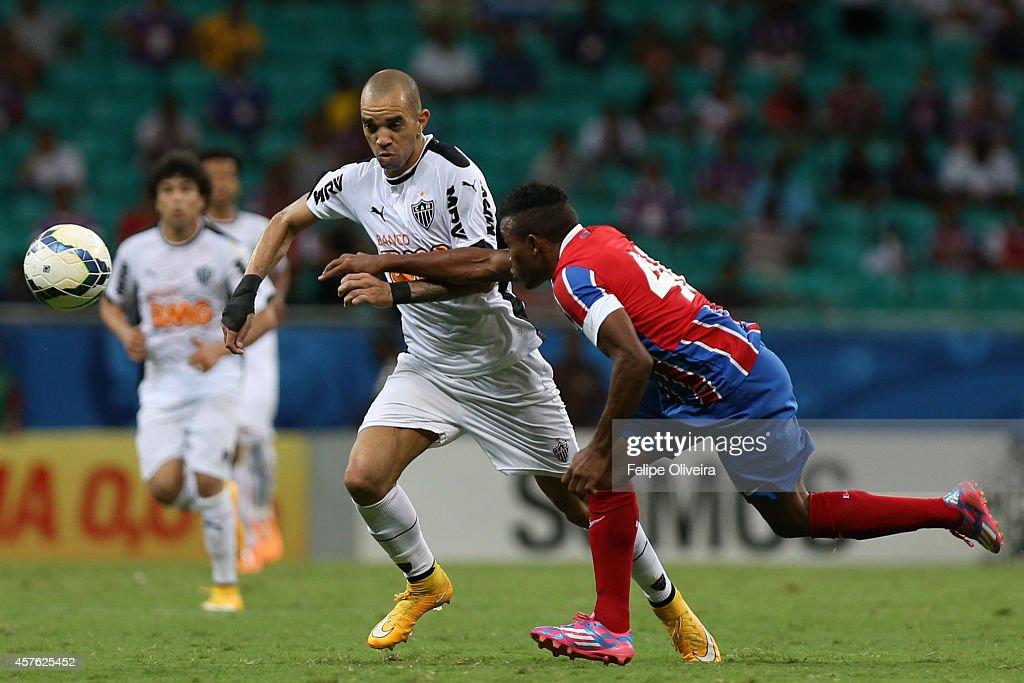 Bahia v Atletico MG - Brasileirao Series A 2014 : News Photo