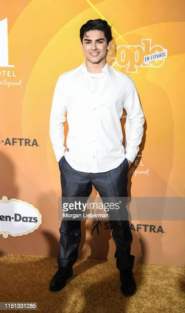 """Diego Tinoco arrives at People En Español's """"Most Beautiful"""" Celebration at 1 Hotel West Hollywood on May 23, 2019 in West Hollywood, California."""