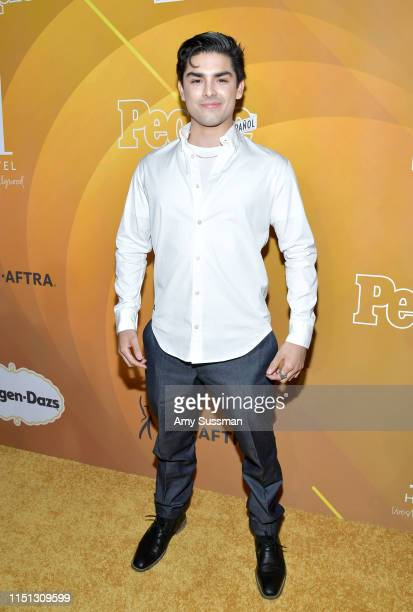 """Diego Tinoco attends People En Espanol's """"Los 50 Más Bellos"""" Celebration at 1 Hotel West Hollywood on May 23, 2019 in West Hollywood, California."""