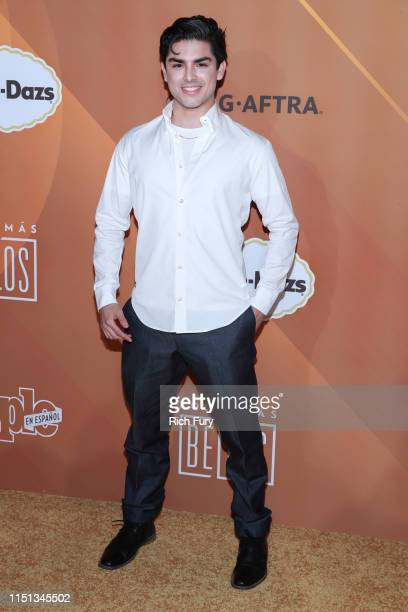 """Diego Tinoco attends People En Español's """"Most Beautiful"""" Celebration at 1 Hotel West Hollywood on May 23, 2019 in West Hollywood, California."""