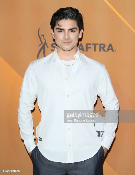 """Diego Tinoco attends the People En Español's """"Most Beautiful"""" Celebration at 1 Hotel West Hollywood on May 23, 2019 in Los Angeles, California."""