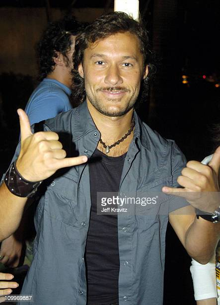 Diego Torres during MTV Video Music Awards Latin America 2004 Trade Handouts at Jackie Gleason Theater in Miami Florida United States