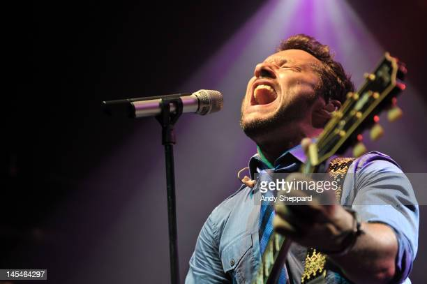 Diego Torres performs on stage at KOKO on May 30 2012 in London United Kingdom