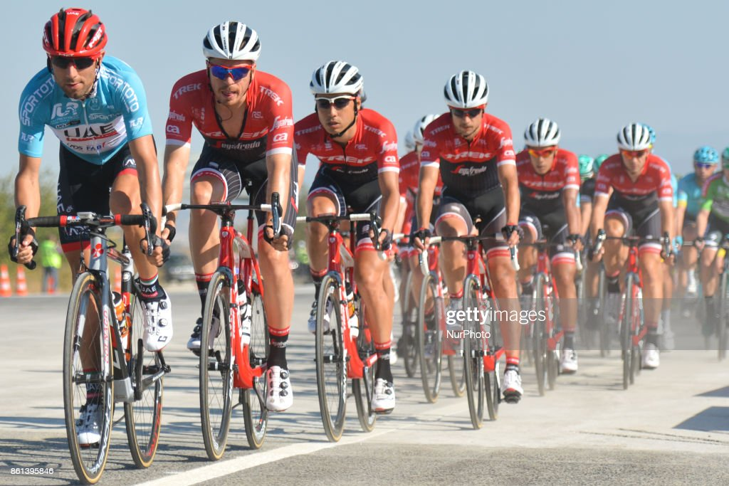53rd Presidential Cycling Tour of Turkey 2017 - Stage 5 : ニュース写真